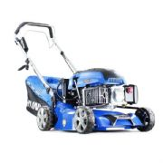 Hyundai HYM430SPE Self Propelled Electric Start 17in Petrol Lawn Mower